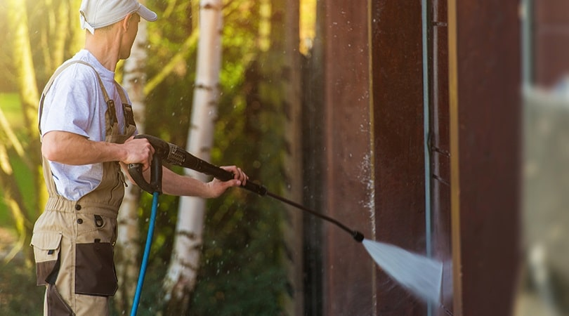Benefits of Pressure Washing Your Commercial Property