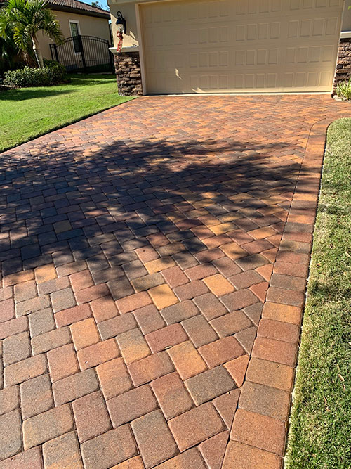 Paver Sealer After