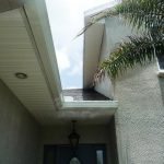 Soffit after