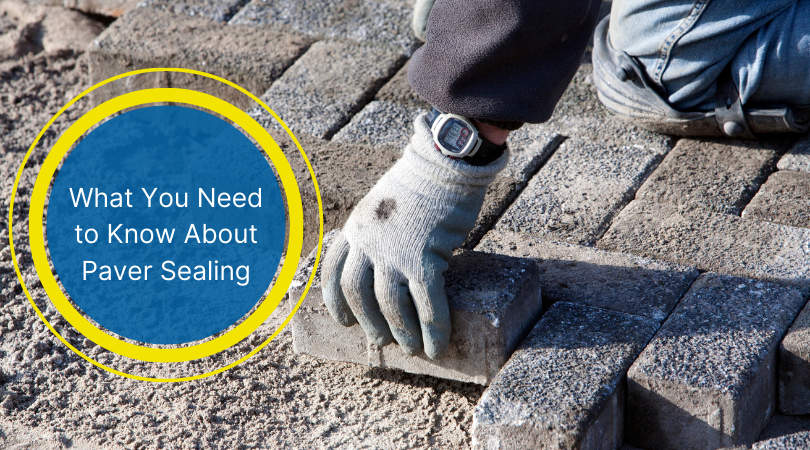 What You Need to Know About Paver Sealing in Melbourne FL